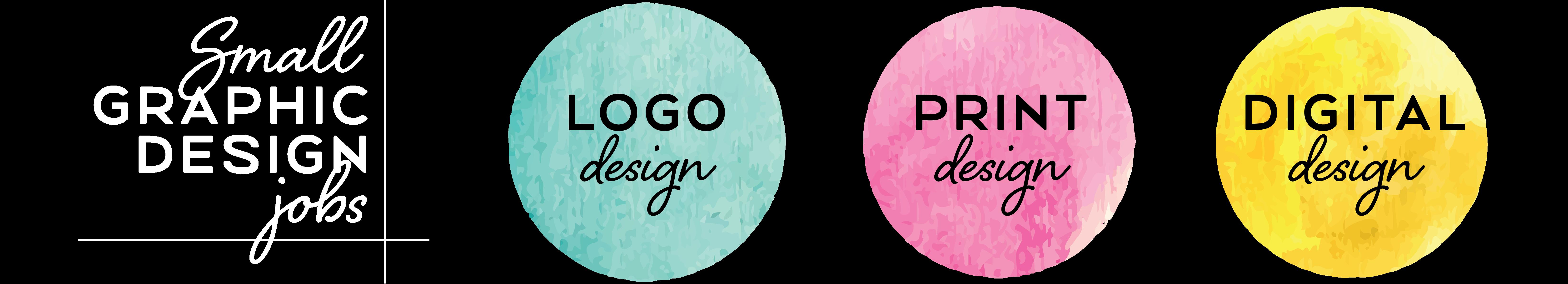 Small Graphic Design Jobs